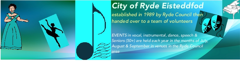 City of Ryde Eisteddfod